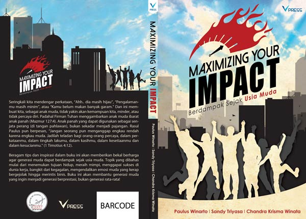 "New Release! Buku Terbaru ""MAXIMIZING YOUR IMPACT"""
